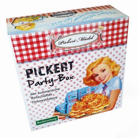 Pickert Partybox Produktbild Klein