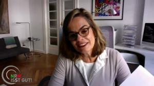 Verein Ernährung NRW e.V. – Frau Birgit Clausen im Interview mit Annette Diekmann zum Thema Corona