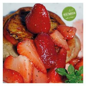Erdbeer Pickert